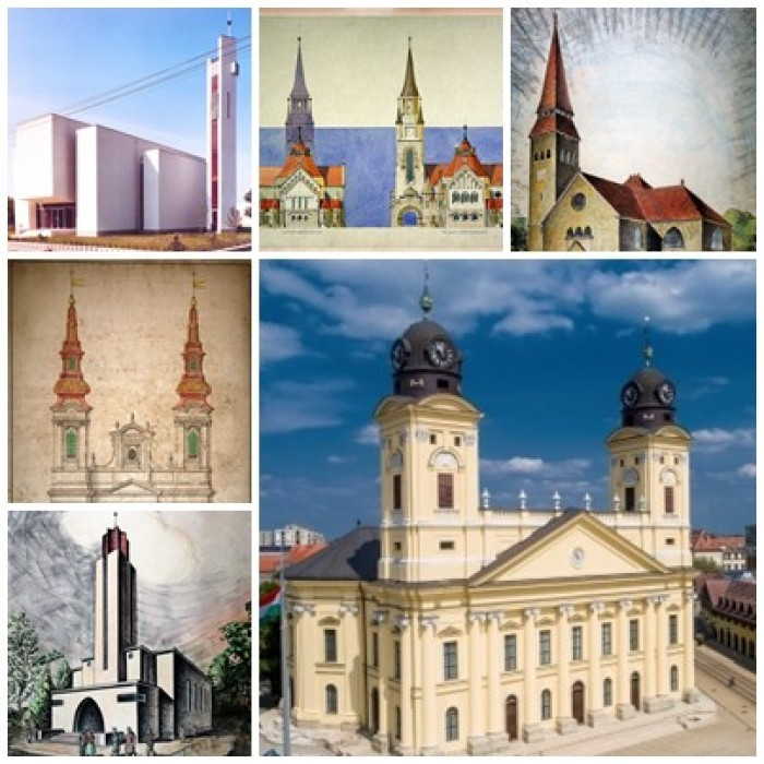 Debrecen református templomai